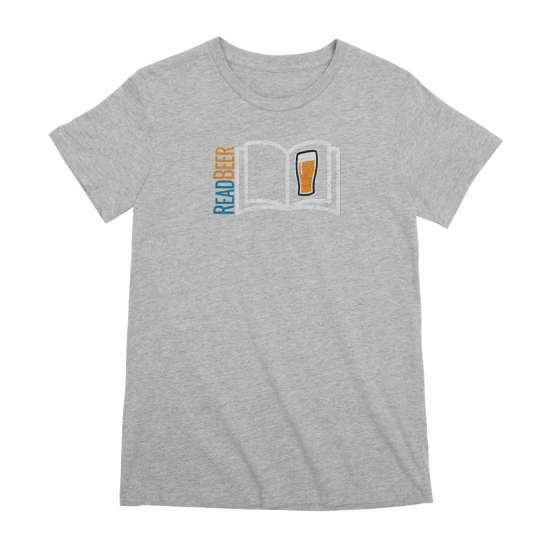 ReadBeer.com Women's Premium T-Shirt by The Beer Mapping Shop