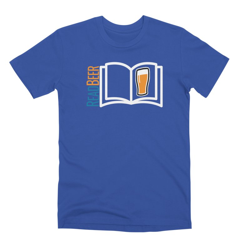 ReadBeer.com Men's Premium T-Shirt by The Beer Mapping Shop