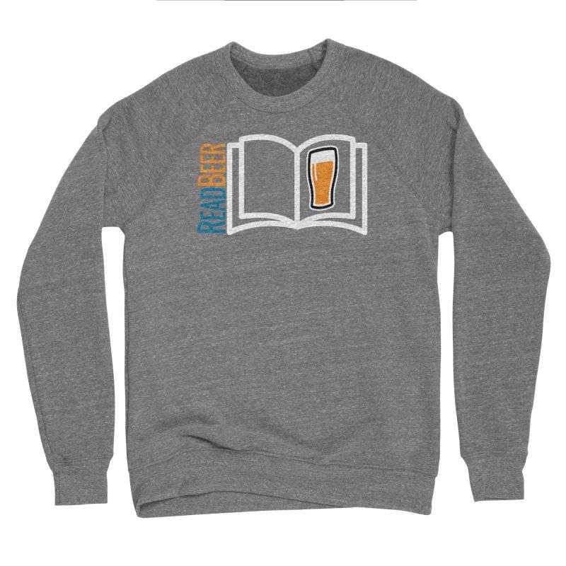 ReadBeer.com Women's Sponge Fleece Sweatshirt by The Beer Mapping Shop