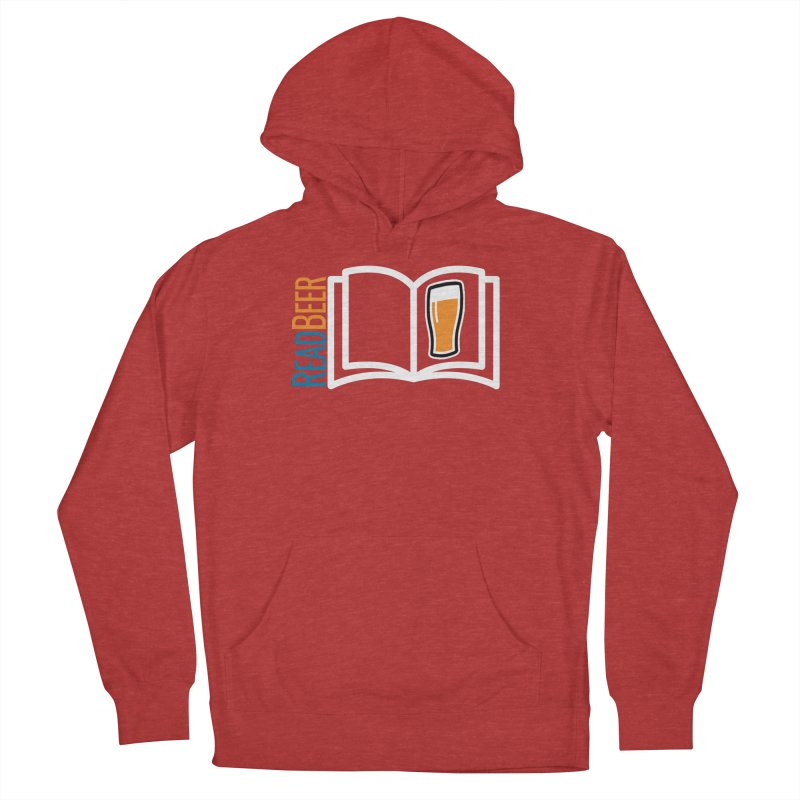 ReadBeer.com Women's French Terry Pullover Hoody by The Beer Mapping Shop