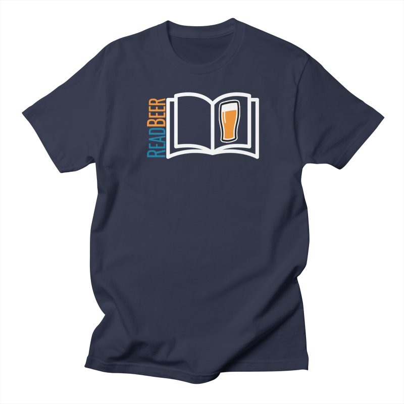 ReadBeer.com Women's Regular Unisex T-Shirt by The Beer Mapping Shop