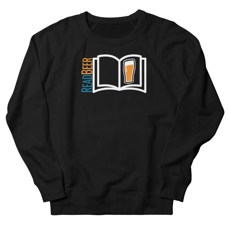 ReadBeer.com Men's French Terry Sweatshirt by The Beer Mapping Shop