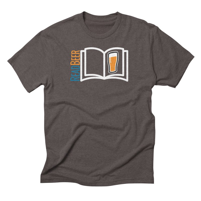 ReadBeer.com Men's Triblend T-Shirt by The Beer Mapping Shop
