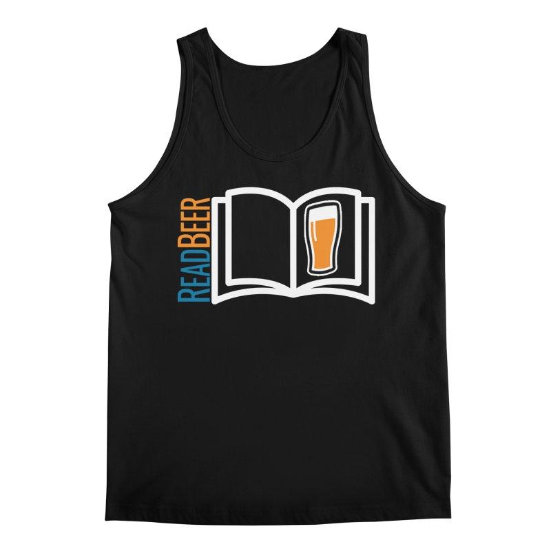 ReadBeer.com Men's Regular Tank by The Beer Mapping Shop