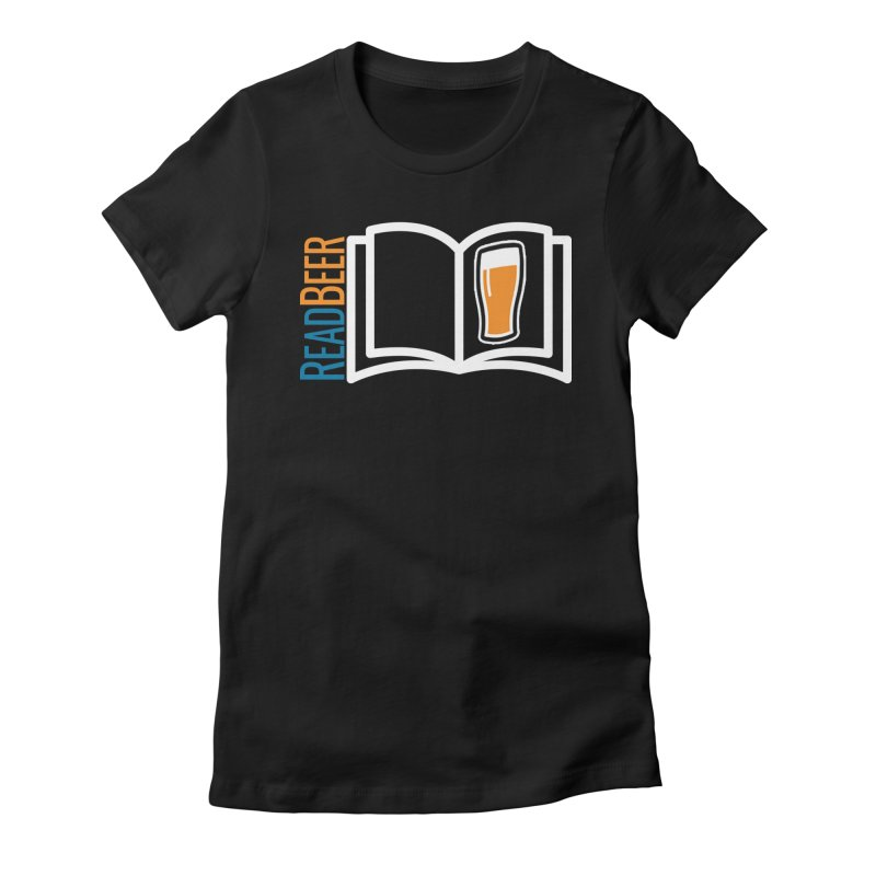 ReadBeer.com Women's Fitted T-Shirt by The Beer Mapping Shop