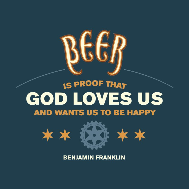 Franklin by Beer Quotesters