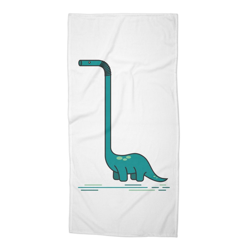Dinostraw Accessories Beach Towel by Beers All Round