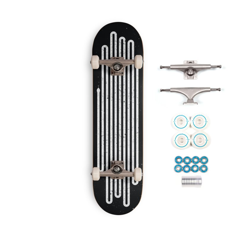 Snakeboard Accessories Skateboard by Beers All Round