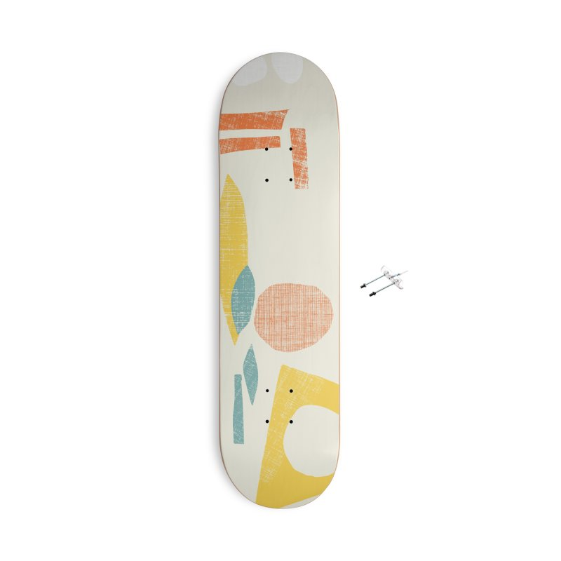 Autumn ride Accessories With Hanging Hardware Skateboard by Beers All Round