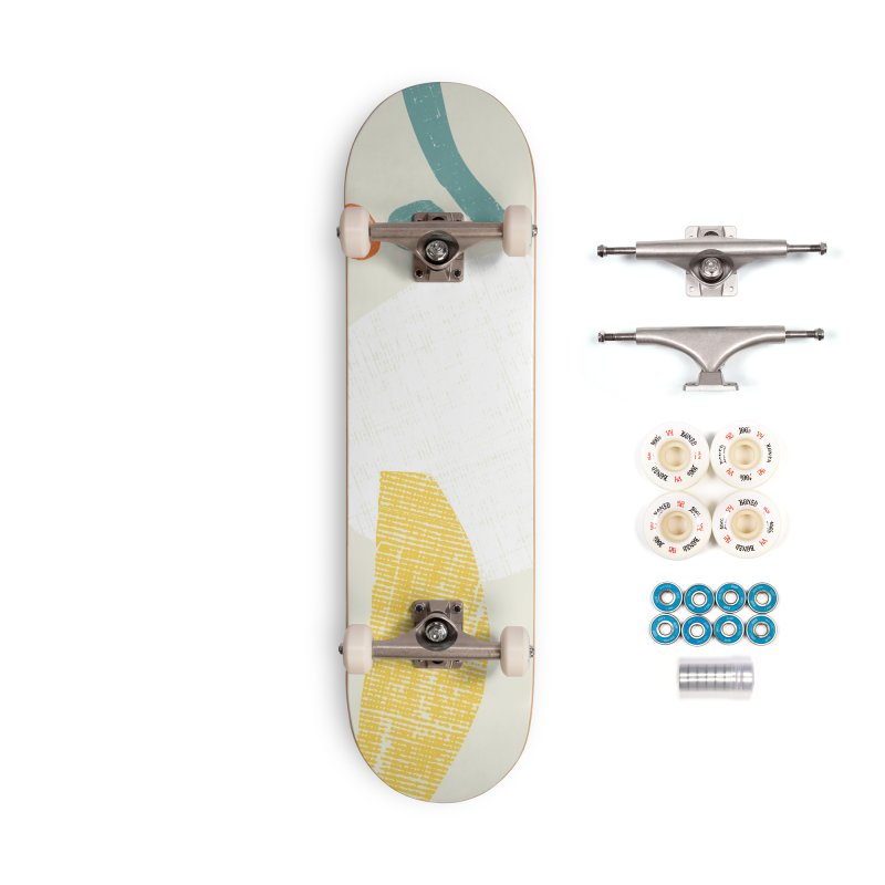 Autumn puddles Accessories Complete - Premium Skateboard by Beers All Round