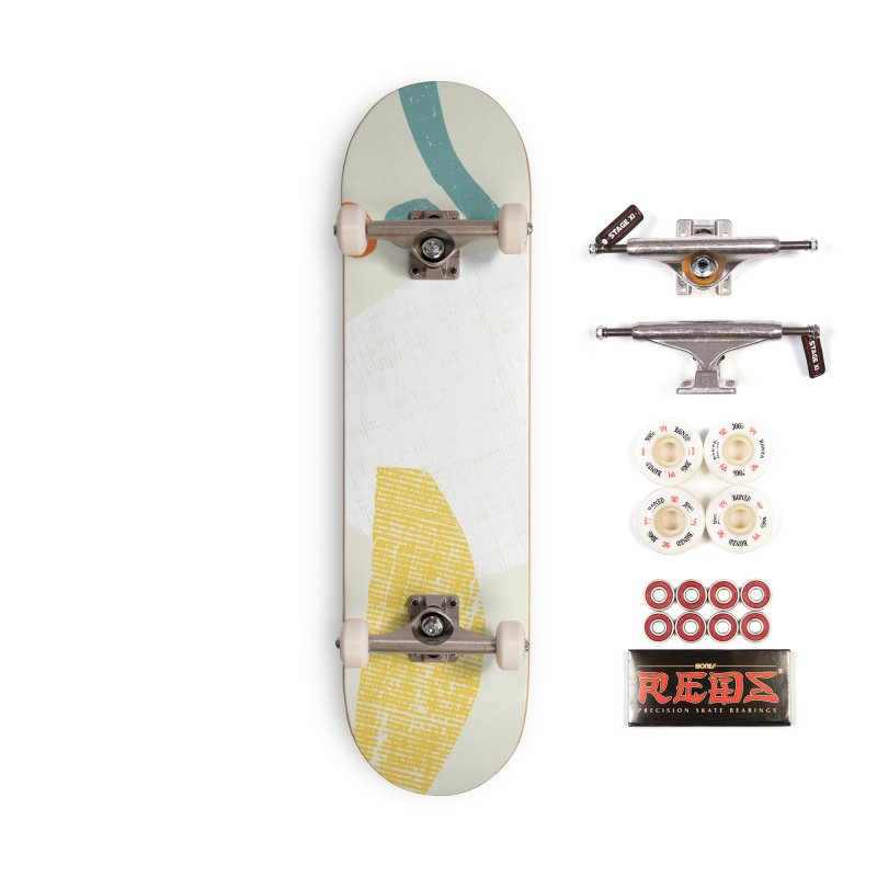 Autumn puddles Accessories Skateboard by Beers All Round