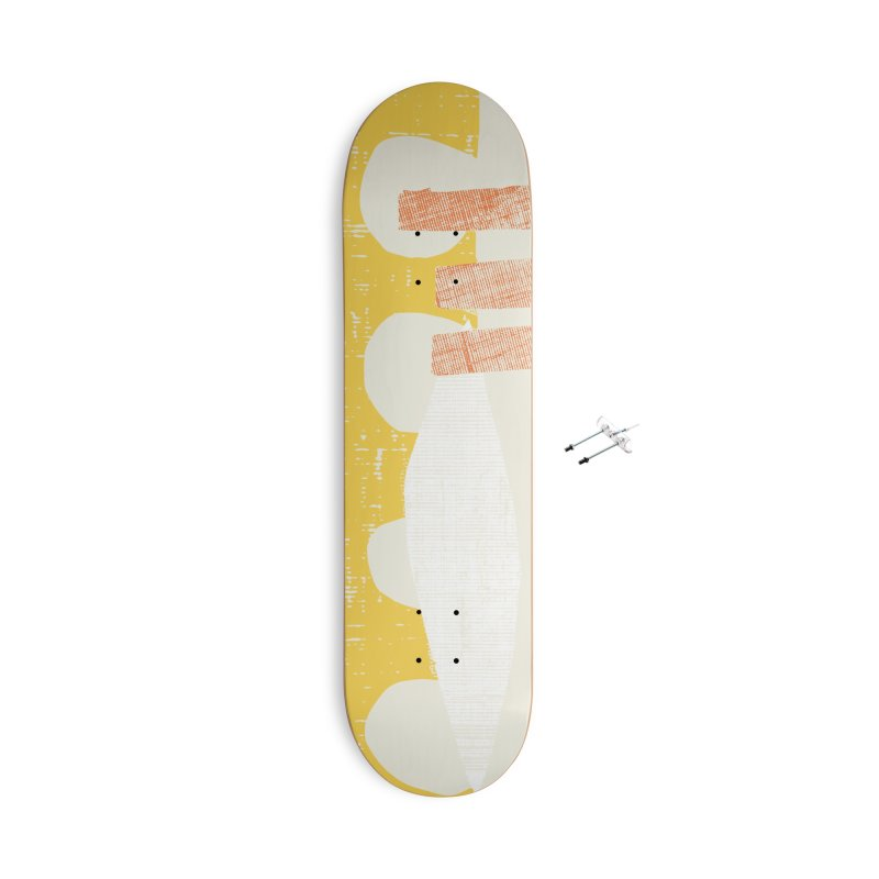 Autumn wax Accessories With Hanging Hardware Skateboard by Beers All Round