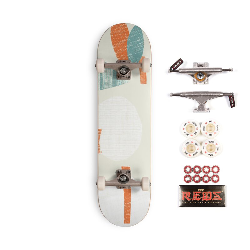 Autumn leaf Accessories Complete - Pro Skateboard by Beers All Round
