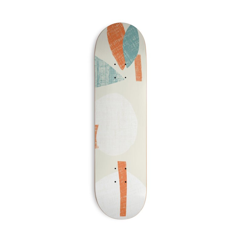 Autumn leaf Accessories Deck Only Skateboard by Beers All Round