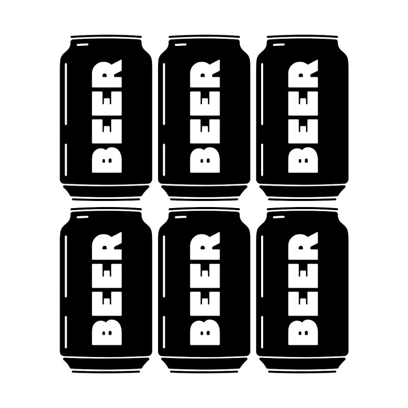 6-Pack Accessories Notebook by Beers All Round