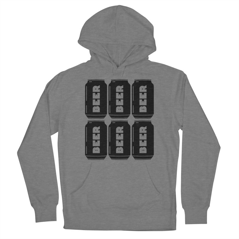 6-Pack Men's French Terry Pullover Hoody by Beers All Round
