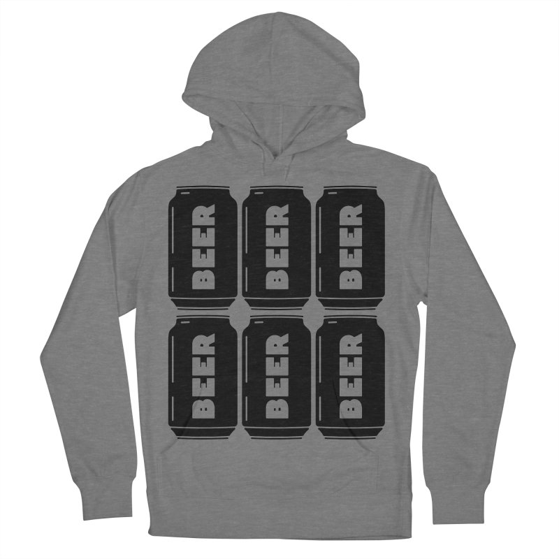 6-Pack Men's Pullover Hoody by Beers All Round