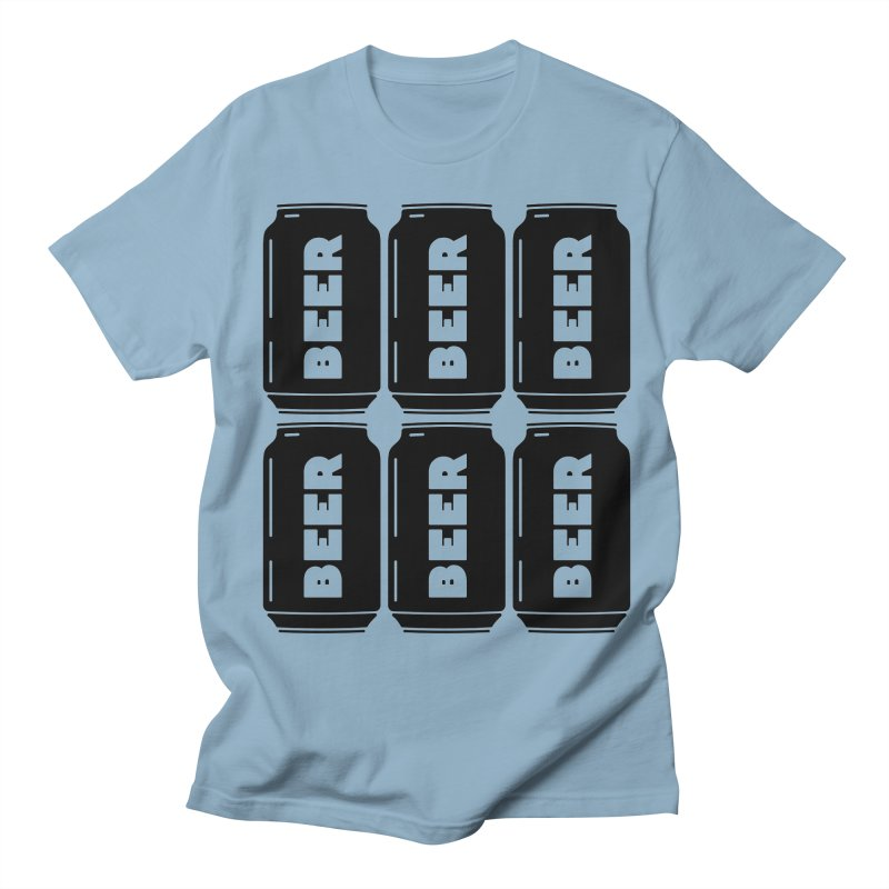 6-Pack Women's Regular Unisex T-Shirt by Beers All Round