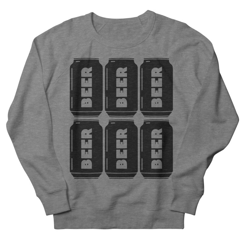 6-Pack Men's French Terry Sweatshirt by Beers All Round