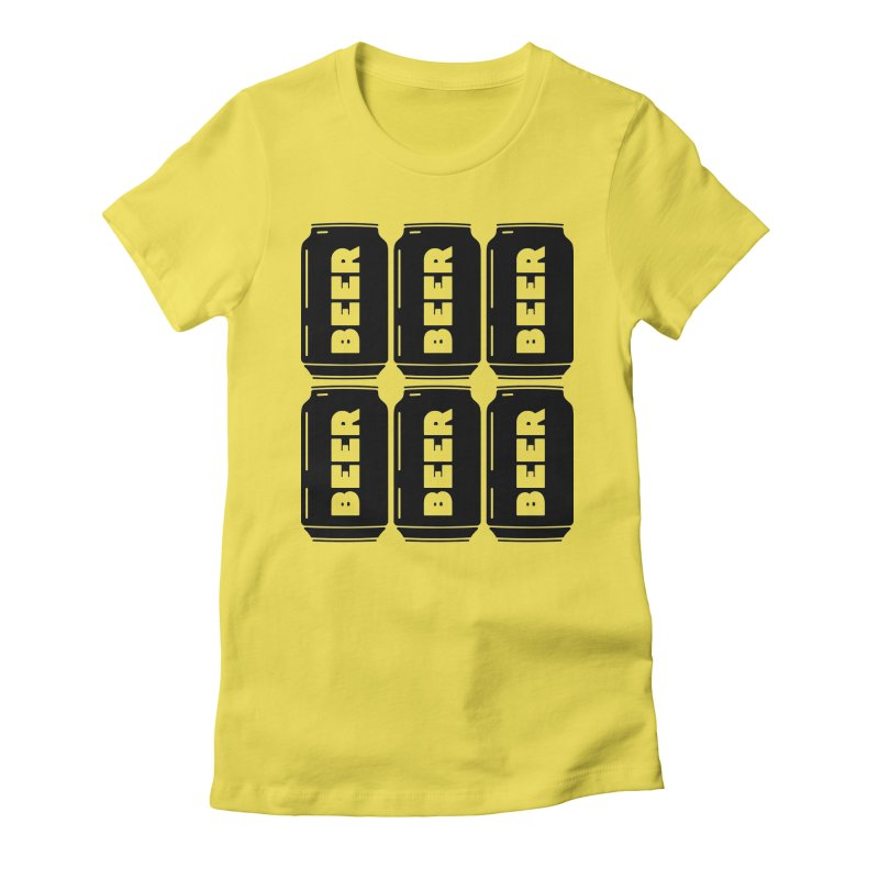 6-Pack Women's T-Shirt by Beers All Round