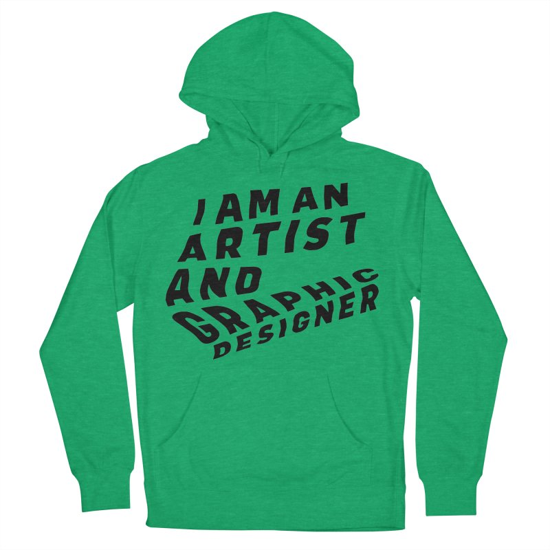 Who I am  Men's French Terry Pullover Hoody by Beers All Round