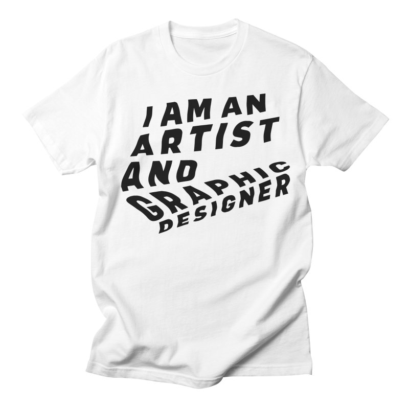 Who I am  Men's Regular T-Shirt by Beers All Round
