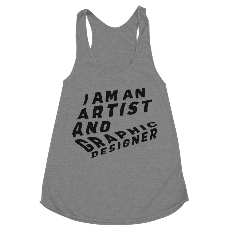 Who I am  Women's Tank by Beers All Round