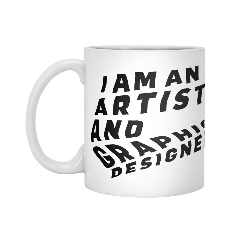 Who I am  Accessories Standard Mug by Beers All Round