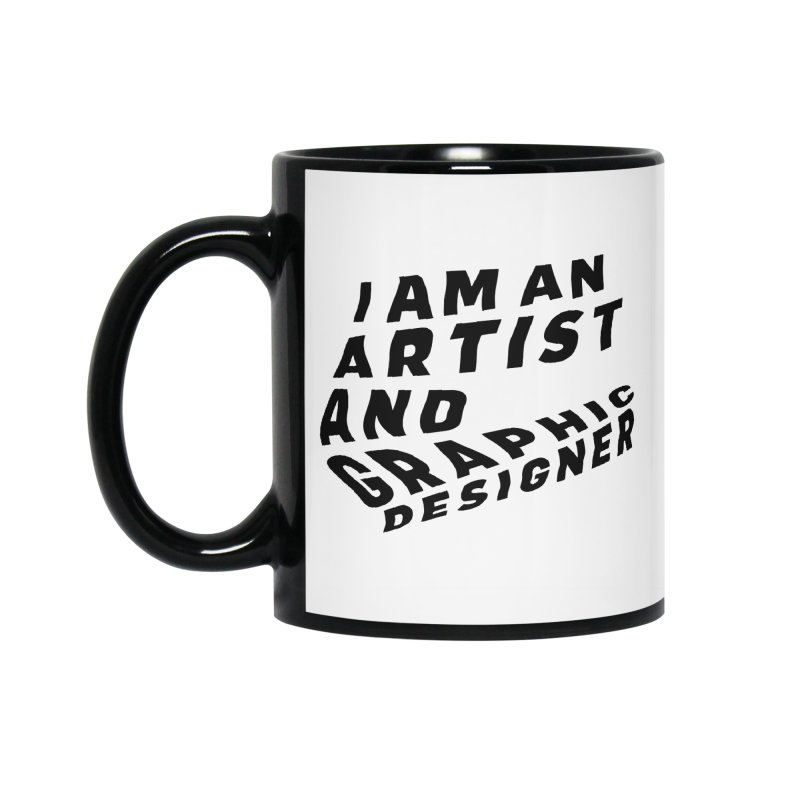 Who I am  Accessories Mug by Beers All Round