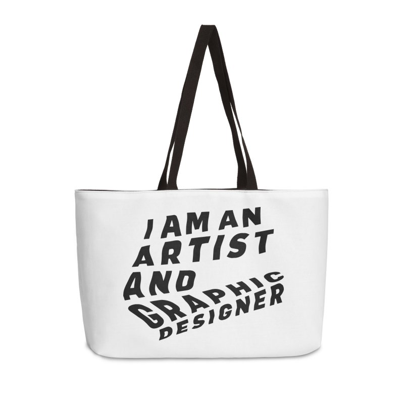 Who I am  Accessories Bag by Beers All Round