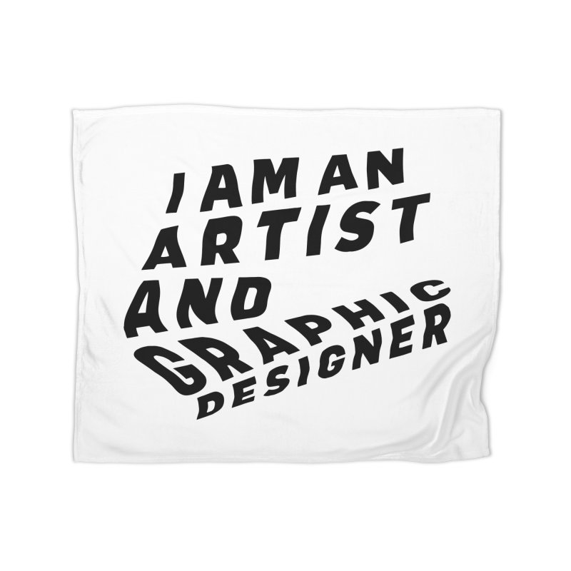 Who I am  Home Fleece Blanket Blanket by Beers All Round
