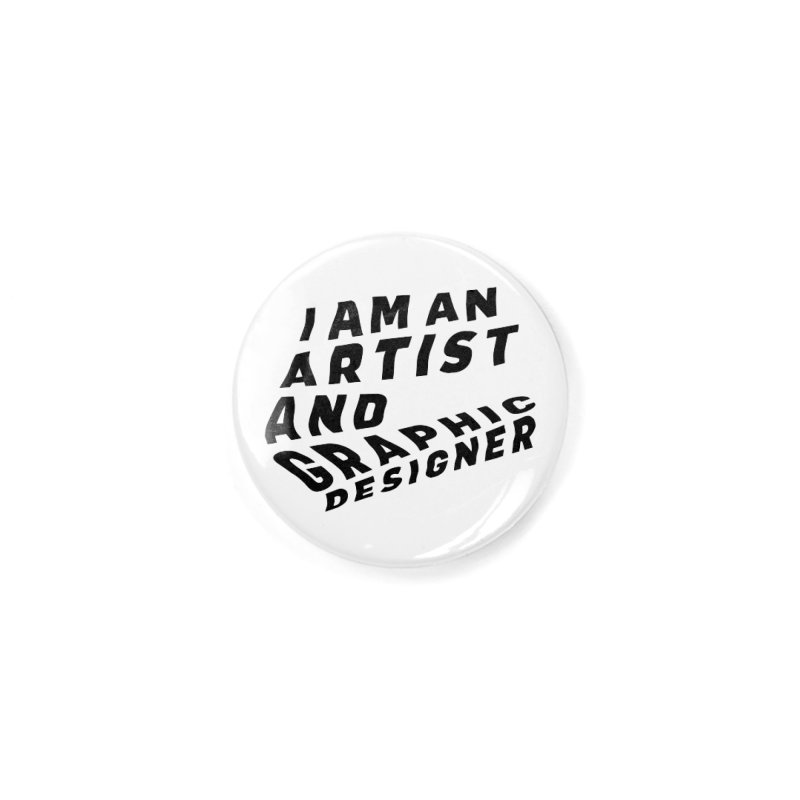 Who I am  Accessories Button by Beers All Round