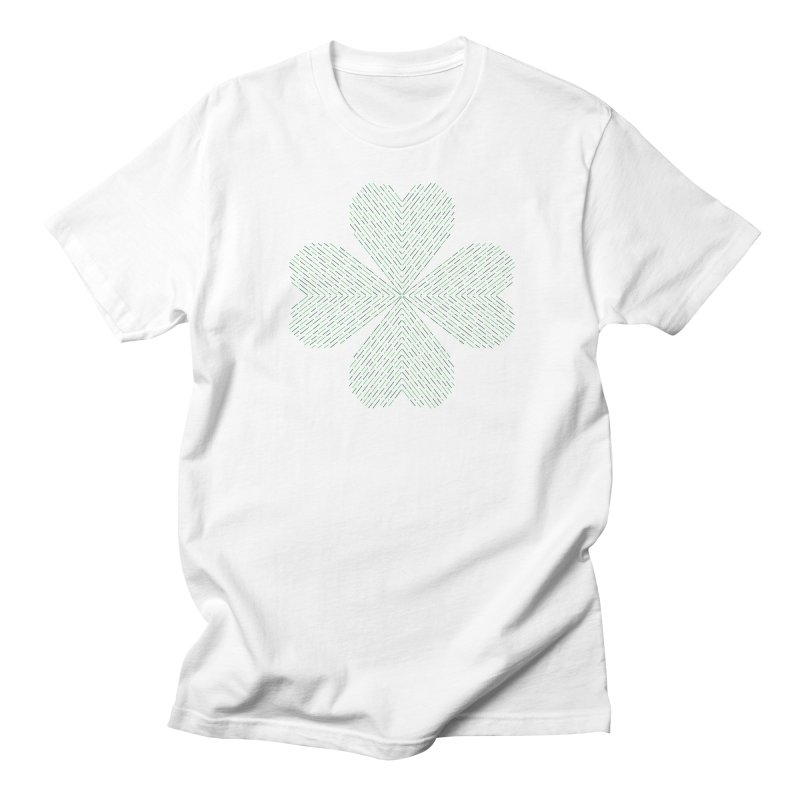 Luck of the Irish Men's T-Shirt by Beers All Round