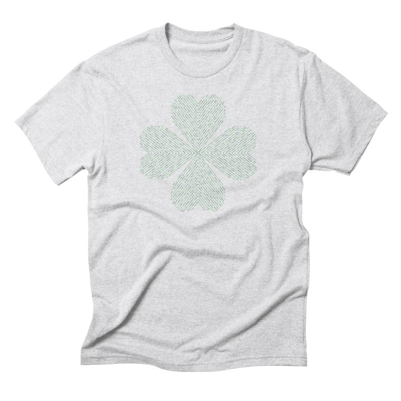 Luck of the Irish Men's Triblend T-Shirt by Beers All Round