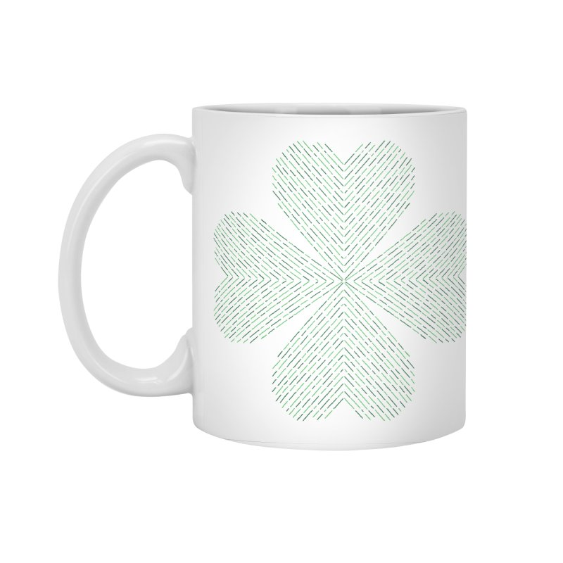 Luck of the Irish Accessories Standard Mug by Beers All Round