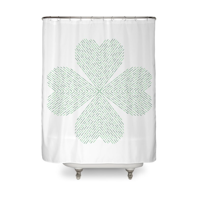 Luck of the Irish Home Shower Curtain by Beers All Round