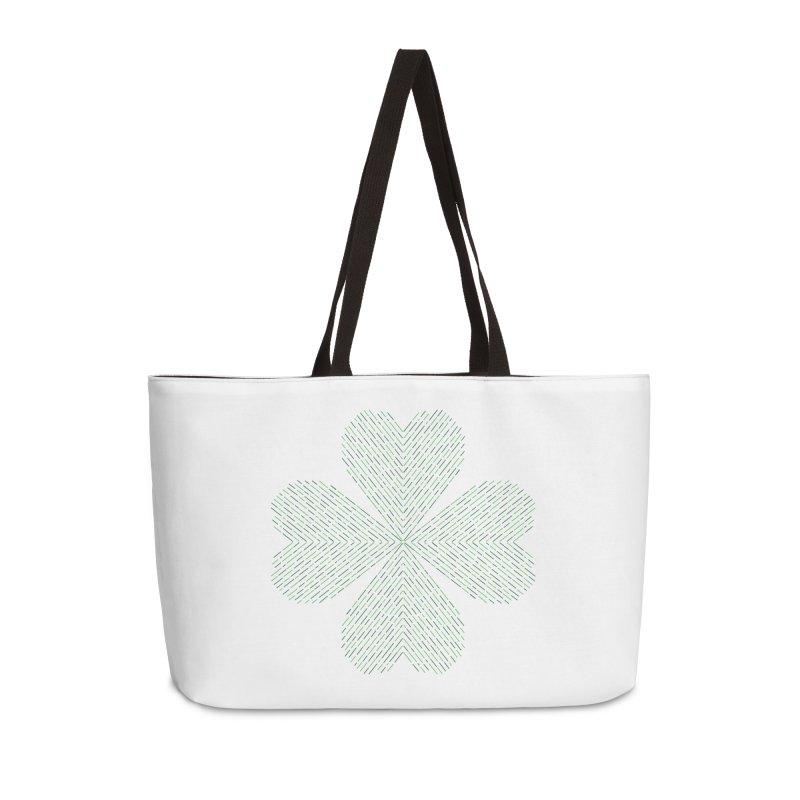 Luck of the Irish Accessories Weekender Bag Bag by Beers All Round