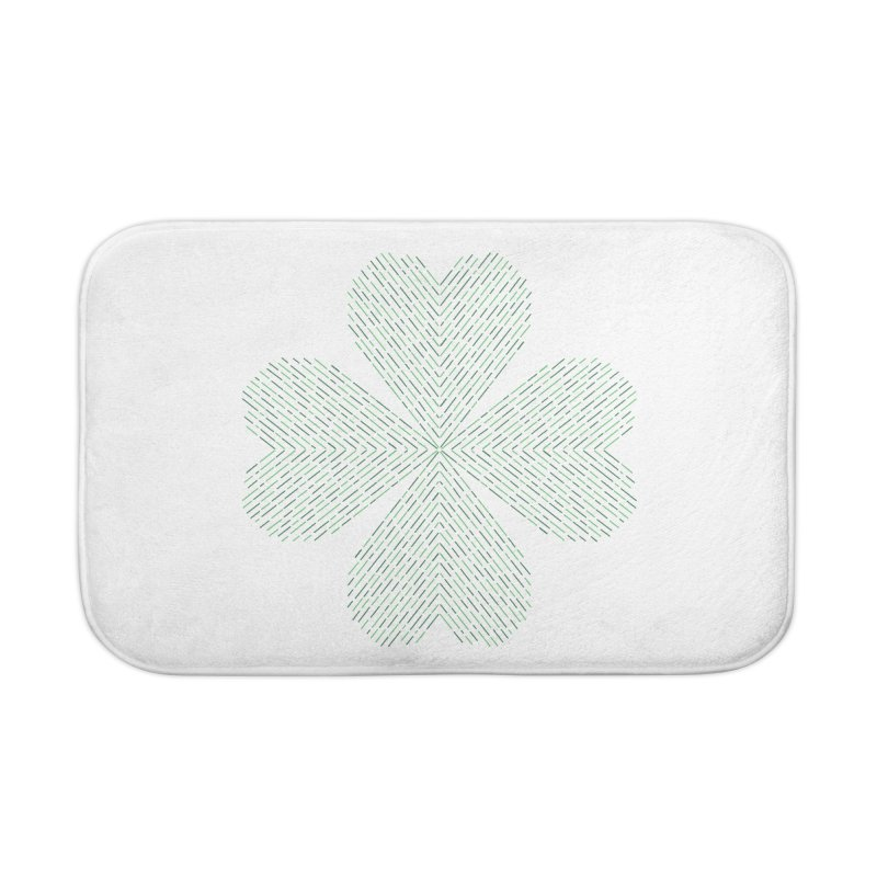 Luck of the Irish Home Bath Mat by Beers All Round
