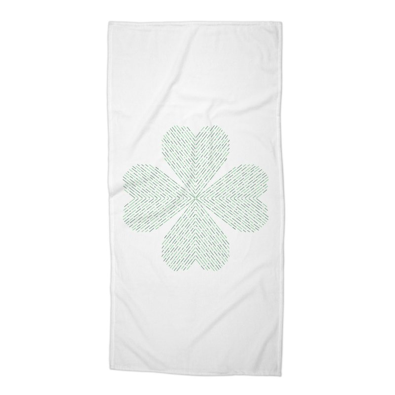 Luck of the Irish Accessories Beach Towel by Beers All Round