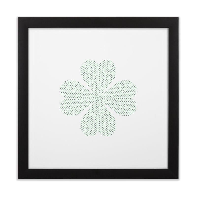 Luck of the Irish Home Framed Fine Art Print by Beers All Round