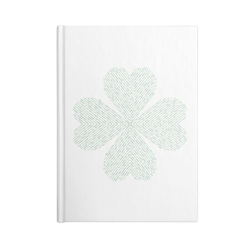 Luck of the Irish Accessories Lined Journal Notebook by Beers All Round