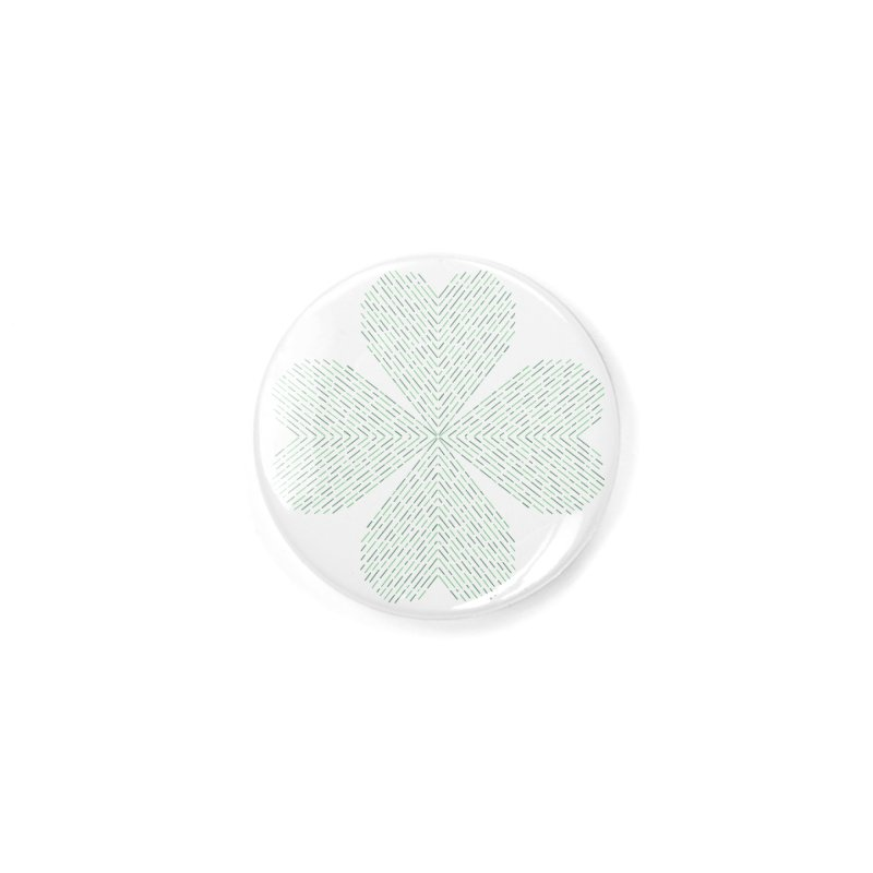 Luck of the Irish Accessories Button by Beers All Round