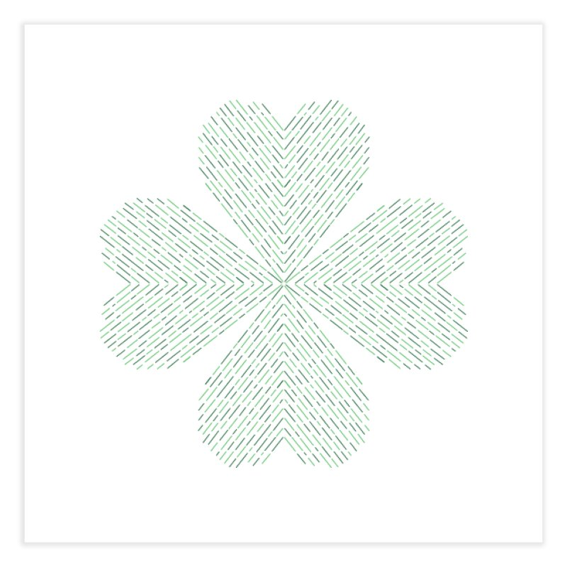 Luck of the Irish Home Fine Art Print by Beers All Round