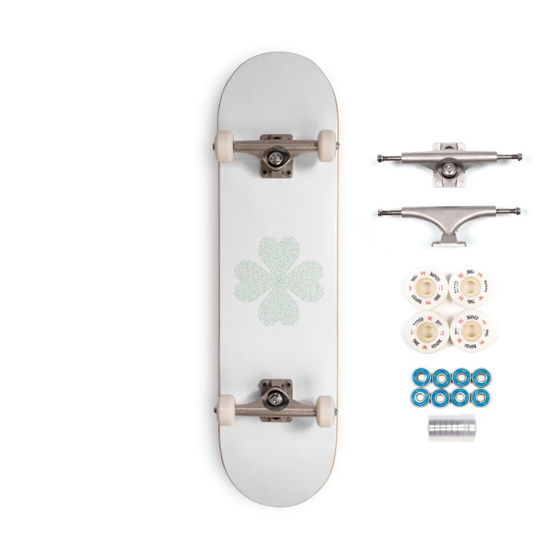 Luck of the Irish Accessories Complete - Premium Skateboard by Beers All Round