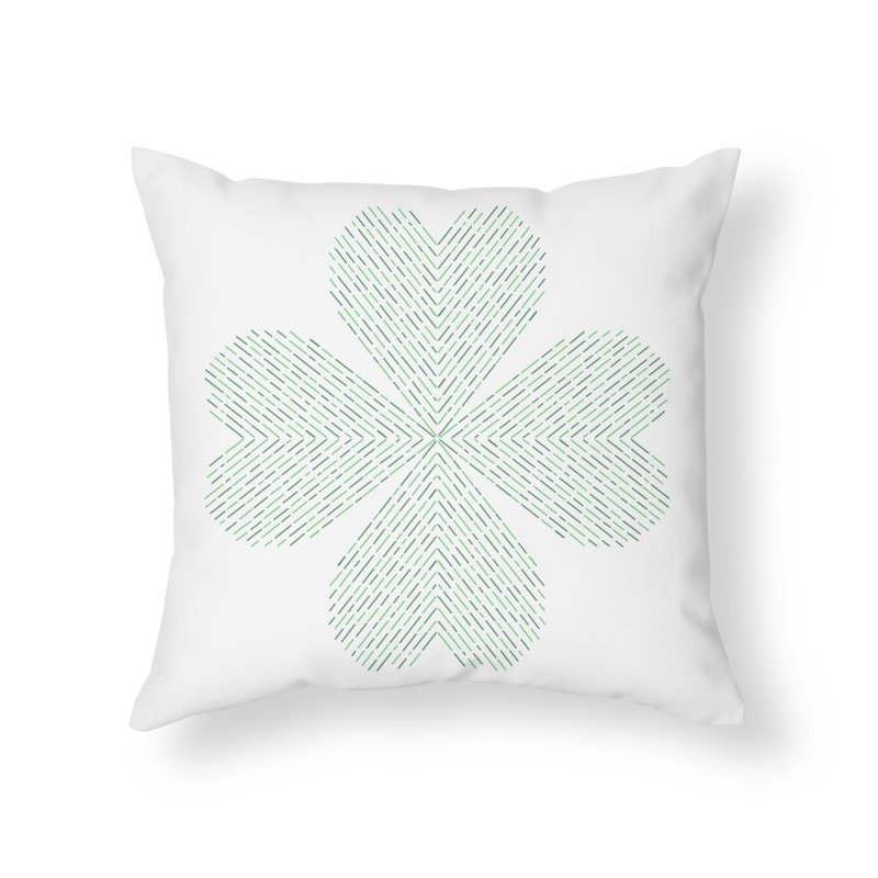 Luck of the Irish Home Throw Pillow by Beers All Round