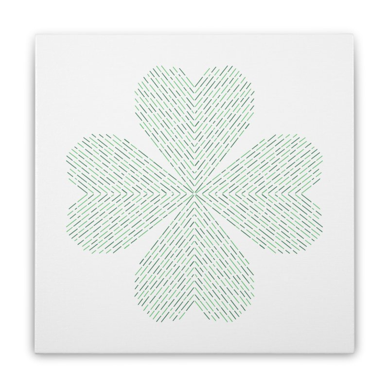 Luck of the Irish Home Stretched Canvas by Beers All Round