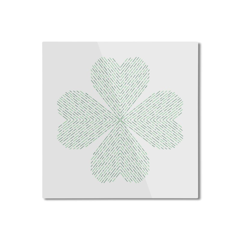 Luck of the Irish Home Mounted Aluminum Print by Beers All Round