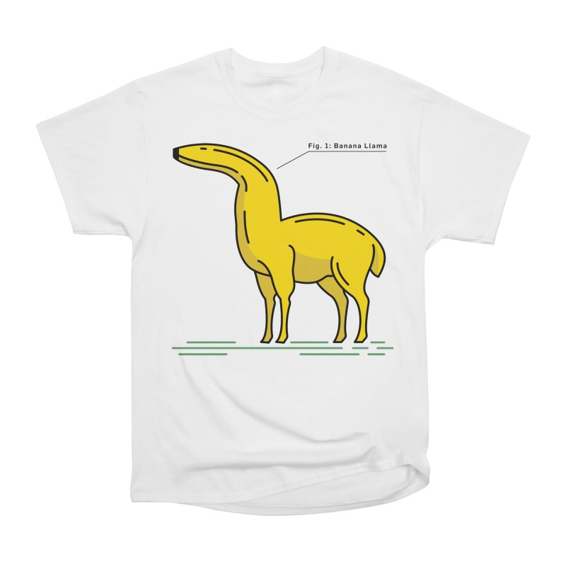 Banana Llama Women's T-Shirt by Beers All Round