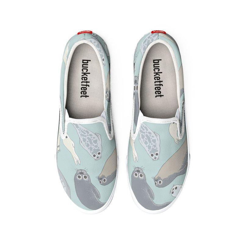 Seals Women's Shoes by BeesAnts's Artist Shop