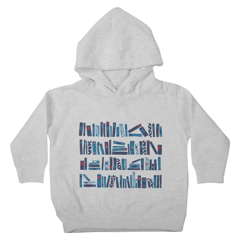 Books Kids Toddler Pullover Hoody by BeesAnts's Artist Shop